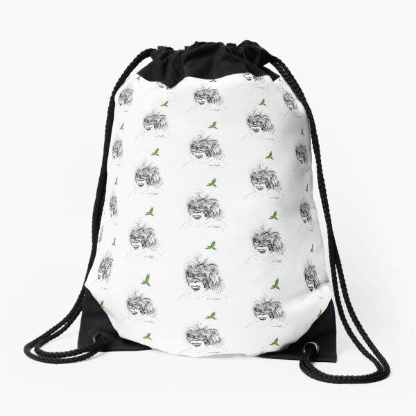 Sunkissed Sunman Drawstring Bag