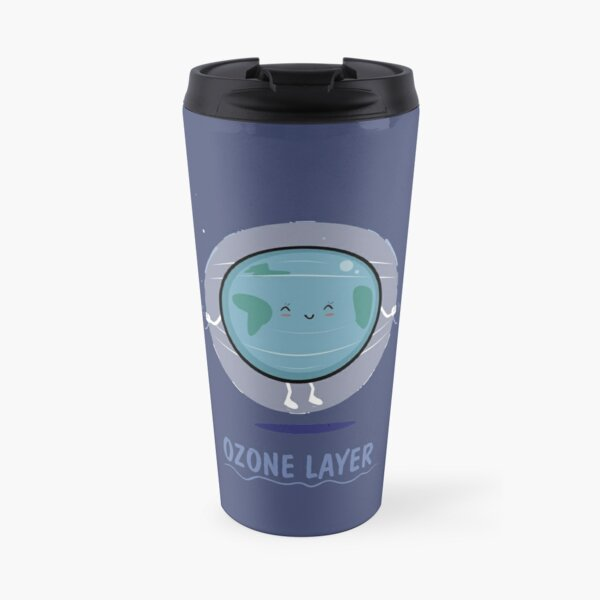 Ozone Layer Travel Mug