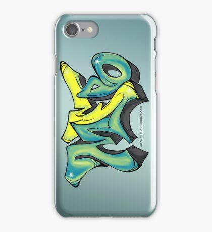 MFB Graffiti iPhone case iPhone Case/Skin
