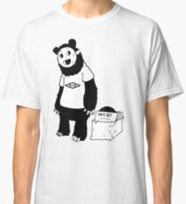 AAHIPHOP D.I.T.C Bear Classic T-Shirt