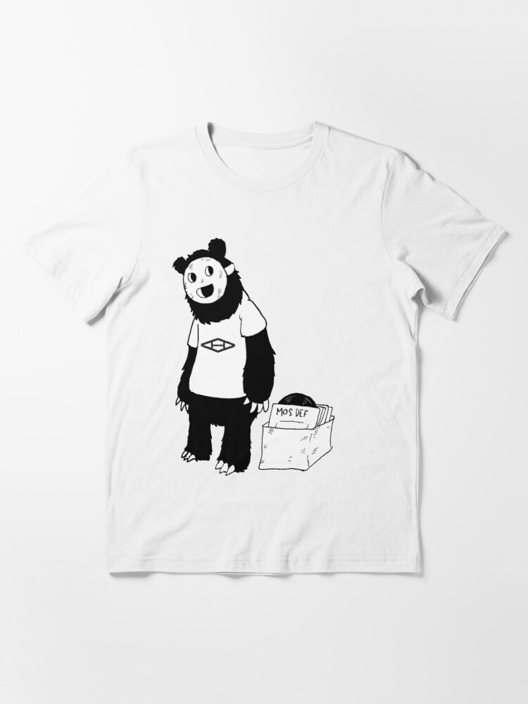 Alternate view of AAHIPHOP D.I.T.C Bear Essential T-Shirt
