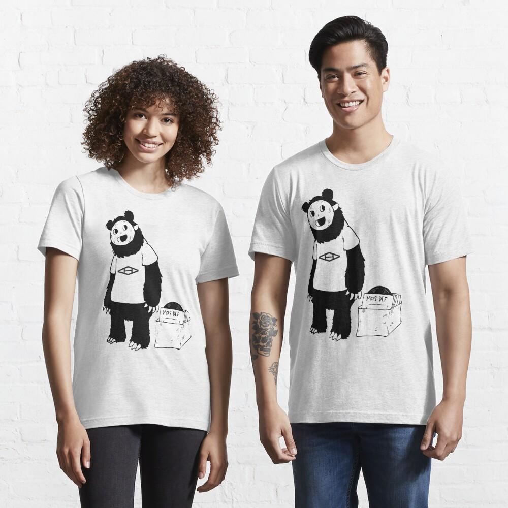 AAHIPHOP D.I.T.C Bear Essential T-Shirt