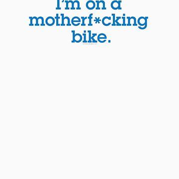 I'm on a MF Bike. Clean and Simple. by MFBike