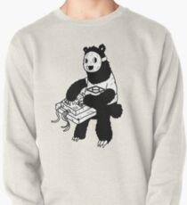 AAHIPHOP MPC Bear Pullover