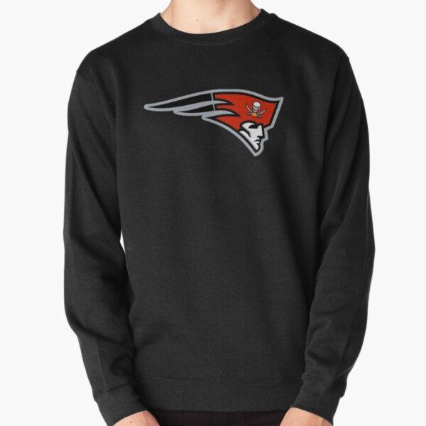 Tampa Bay New England Parody Logo Pullover Sweatshirt