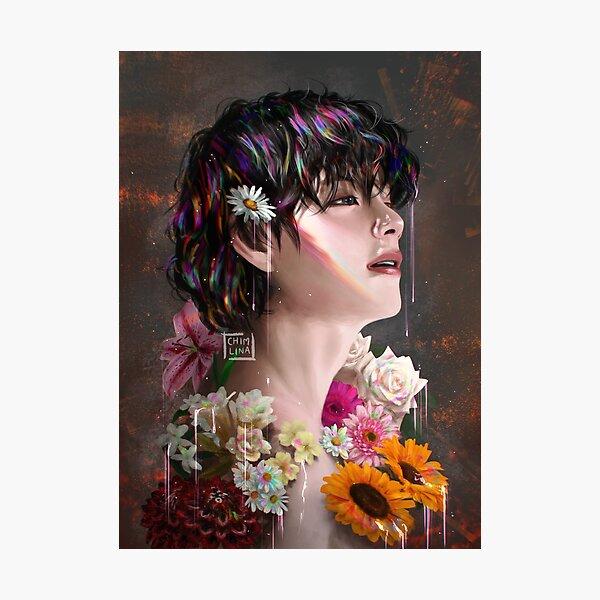 Flower V Photographic Print