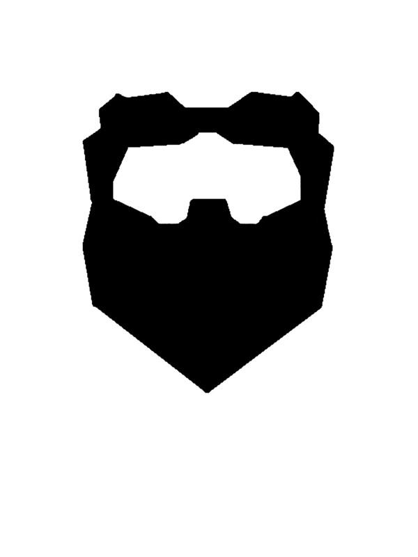 Quot Troy Amp Abed Evil Moustache Quot Stickers By Vintageham