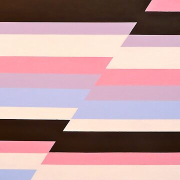 Mind Shift. Acrylic paint. 76 x 102cm by fayafshar