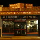 Art Supplies by Joan Wild