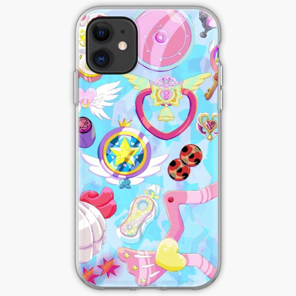 Better Known Magical Girls iPhone Soft Case