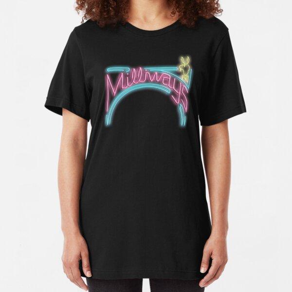 Milliways Slim Fit T-Shirt