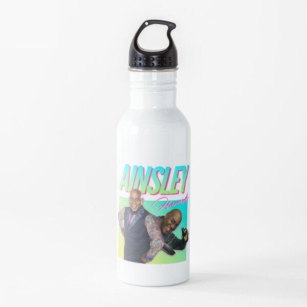 Ainsley 80s Aesthetic Retro  Water Bottle