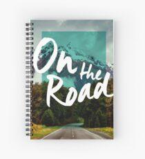 Road Spiral Notebook