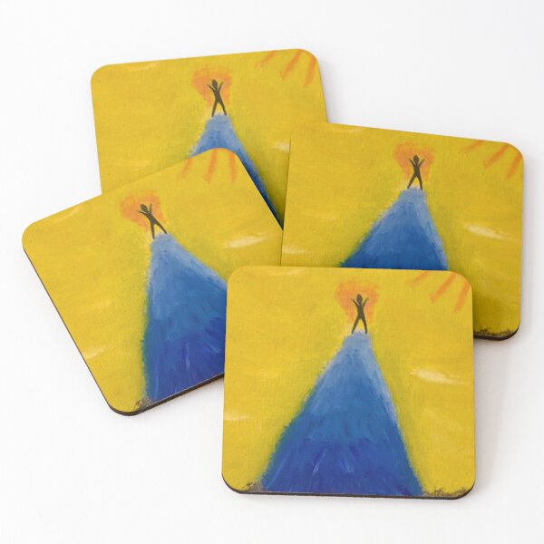 Journey Coasters (Set of 4)