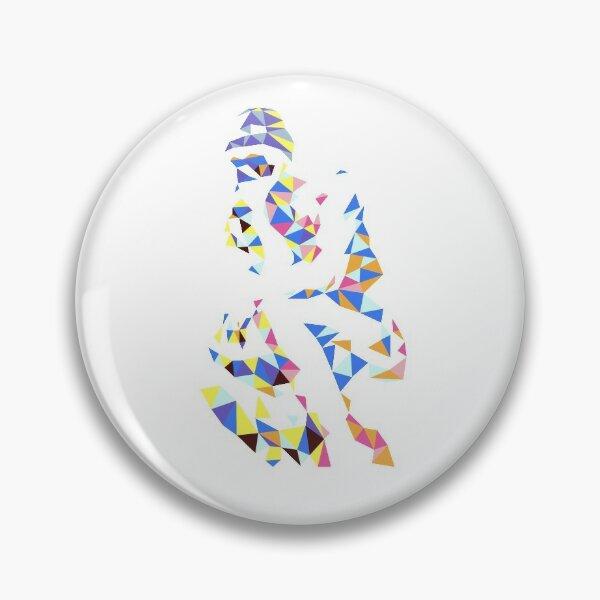 Rodin - The Thinker Pin
