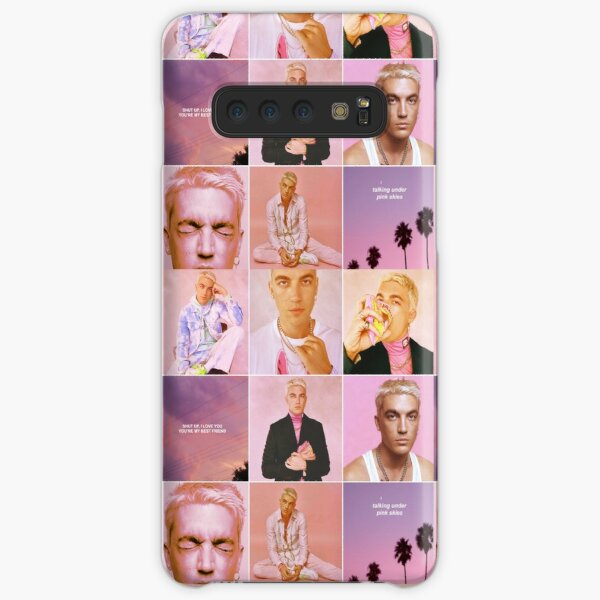 LANY Paul Klein Wonderland Pink Samsung Galaxy Snap Case