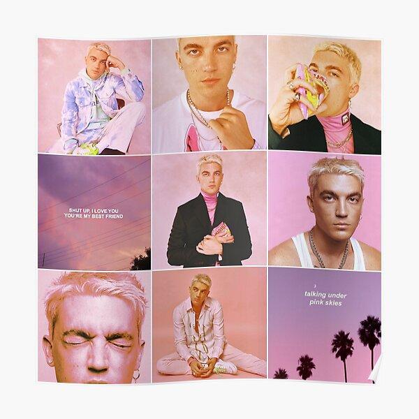 LANY Paul Klein Wonderland Pink Poster