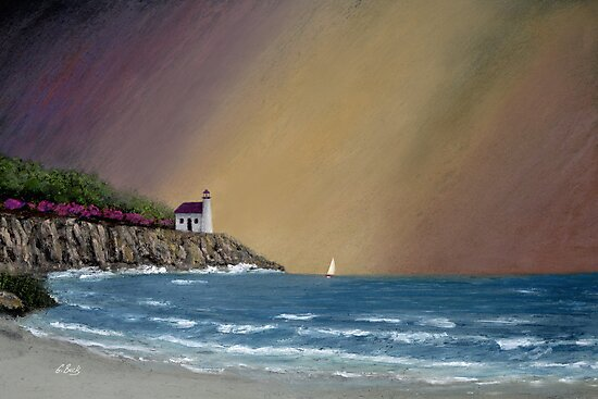 Summer Squall by Gordon Beck