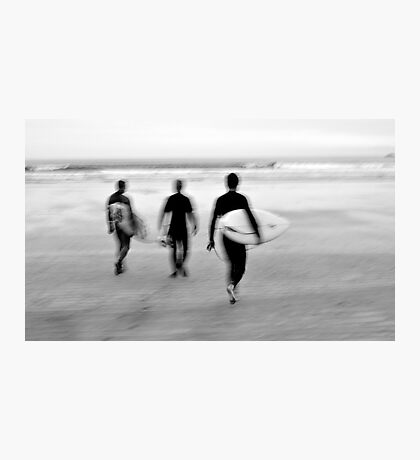 Surfing Dream Photographic Print