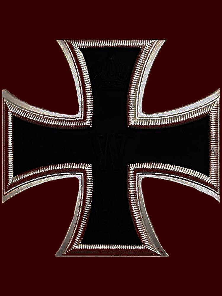 German Iron Cross by edsimoneit