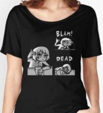 Kim Pine - Gun Women's Relaxed Fit T-Shirt