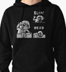 Kim Pine - Gun Pullover Hoodie