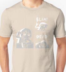 Kim Pine - Gun Unisex T-Shirt