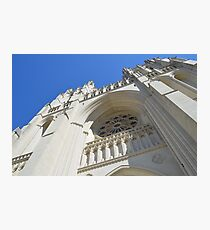 National Cathedral Photographic Print