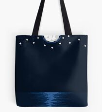 By the Moon - On Paper Tote Bag