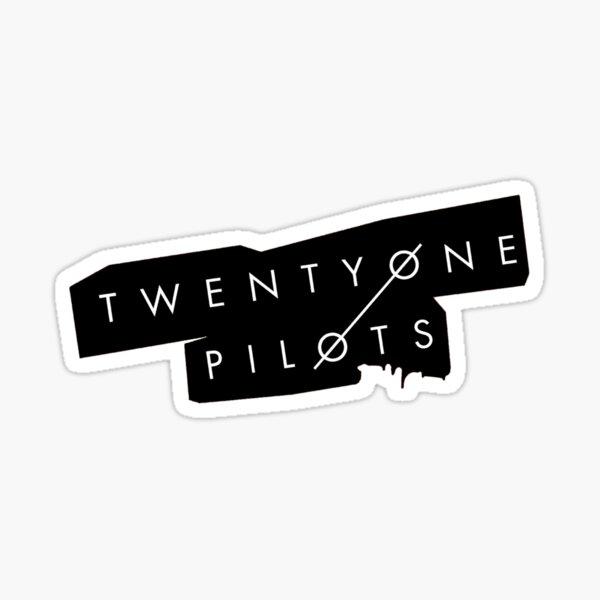 Black Twenty One Sticker