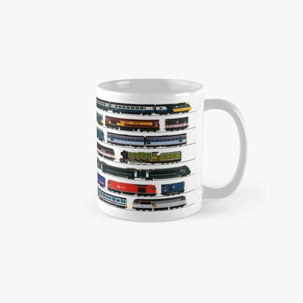 BRITISH TRAINS  Classic Mug
