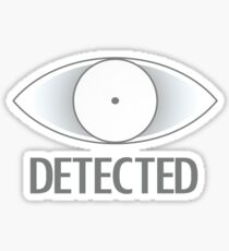 Detected Sticker