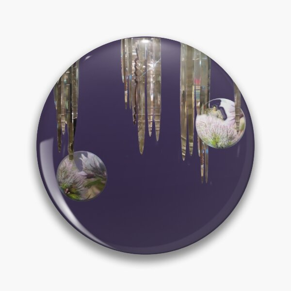 NonSuch Edinburgh / Lothians Floating Bubbles Pin