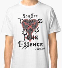 Kingdom Hearts: Ansem Quote  Classic T-Shirt