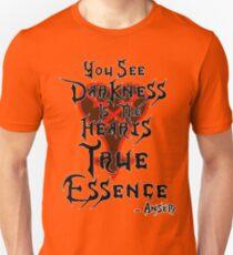 Kingdom Hearts: Ansem Quote  Unisex T-Shirt