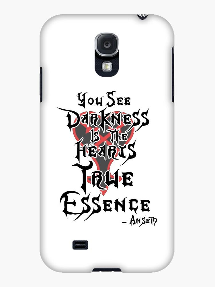 Kingdom Hearts: Ansem Quote  by Kingofgraphics