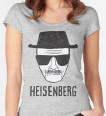 Breaking Bad - Heisenberg Women's Fitted Scoop T-Shirt