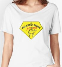 Picasso Bros Recording Studio Women's Relaxed Fit T-Shirt