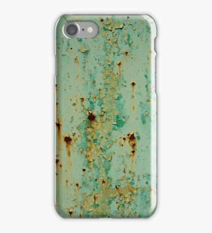 Rusted iPhone Case iPhone Case/Skin