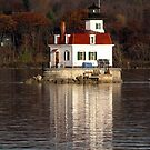 Esopus Lighthouse by Rusty Katchmer
