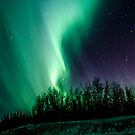 Big-Ass Auroras... by peaceofthenorth