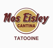 Star Wars - Mos Eisley Cantina Tatooine