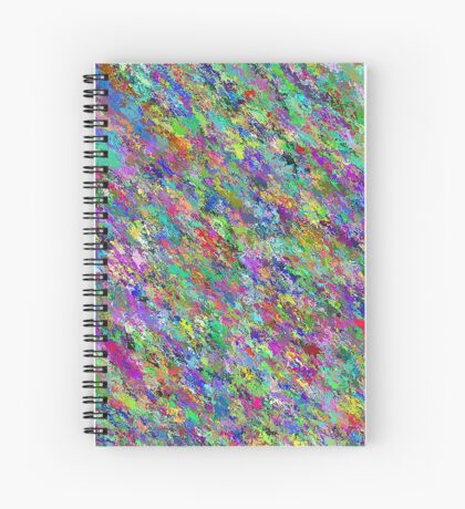 Colourflage 001 Spiral Notebook