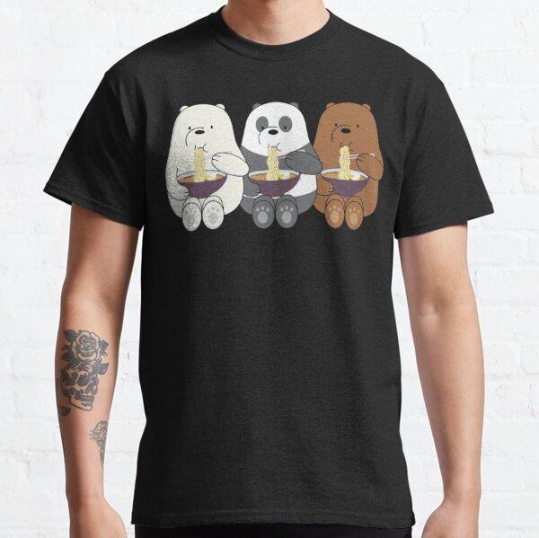 We Bare Bears Classic T-Shirt