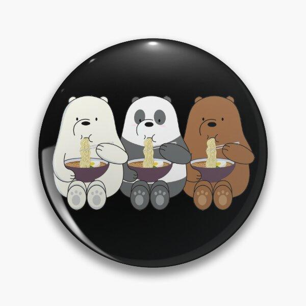 We Bare Bears Pin