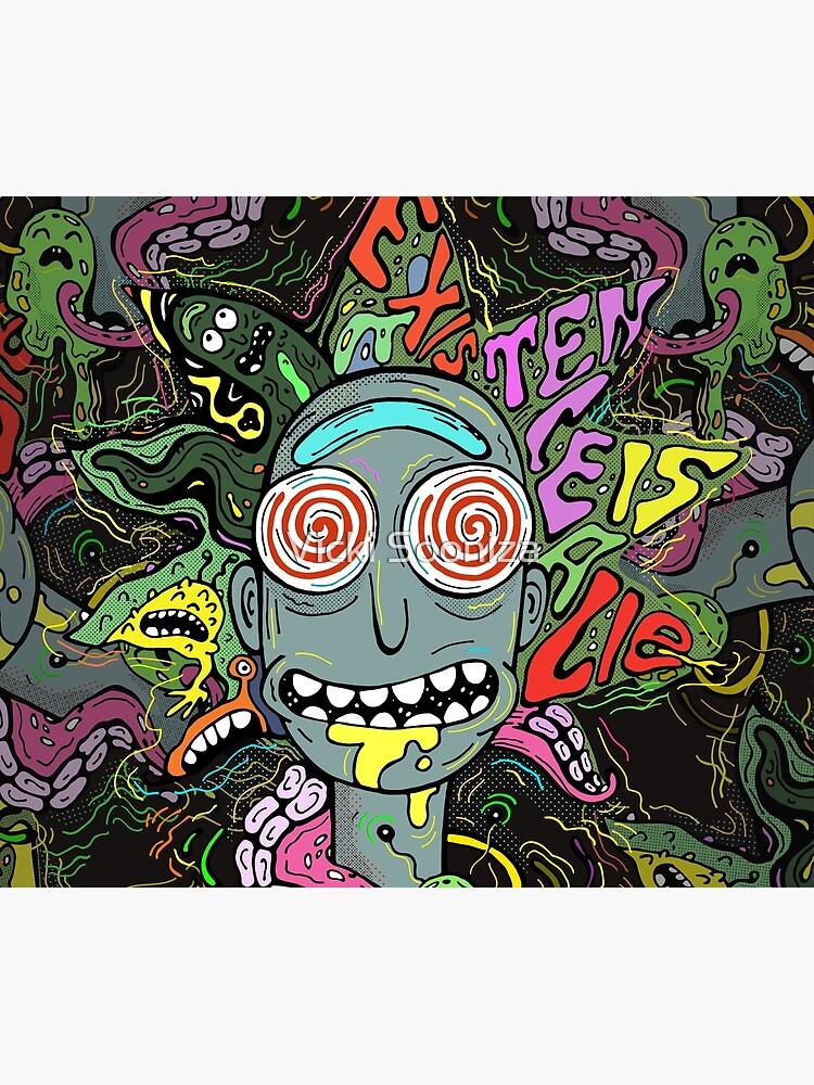 Acid Rick by AliceChaine
