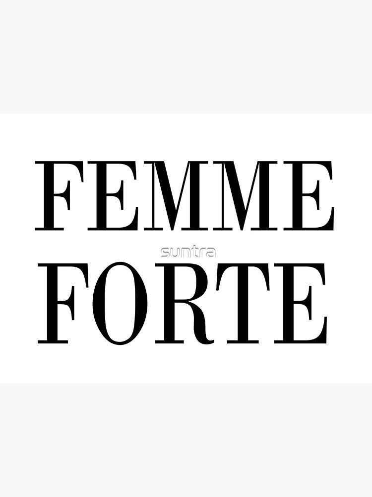 foto de Femme Forte