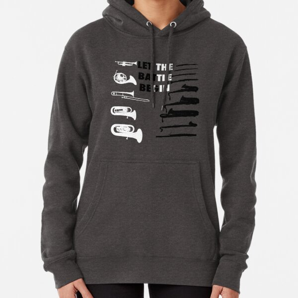Battle of the Band Pullover Hoodie