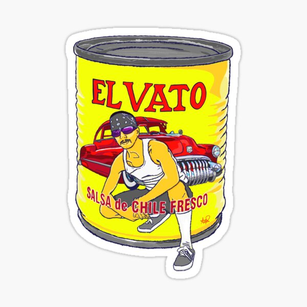 El Vato - Original Sticker