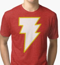 Magic Lightning Man Tri-blend T-Shirt